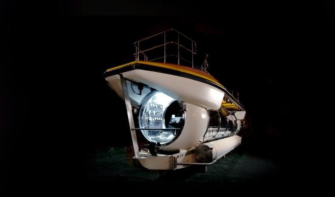 Mua tàu ngầm thám hiểm - Lá bài mới của ông Phạm Nhật Vượng để Vinpearl Nha Trang vượt qua Maldives, Hawaii, Jeju? - Ảnh 1.