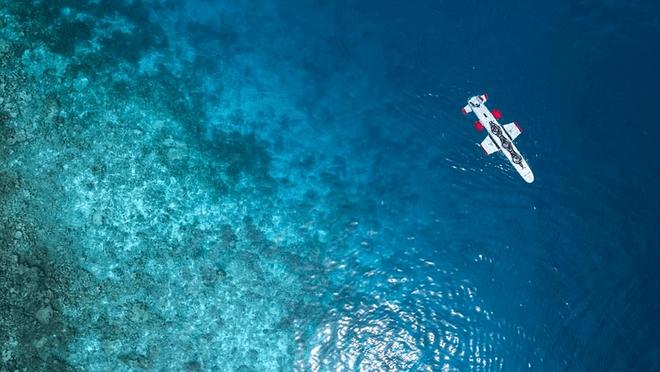 Mua tàu ngầm thám hiểm - Lá bài mới của ông Phạm Nhật Vượng để Vinpearl Nha Trang vượt qua Maldives, Hawaii, Jeju? - Ảnh 3.