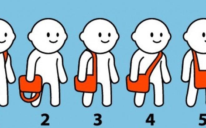Thói quen mang túi xách sẽ tiết lộ rất nhiều sự thật về tính cách của bạn