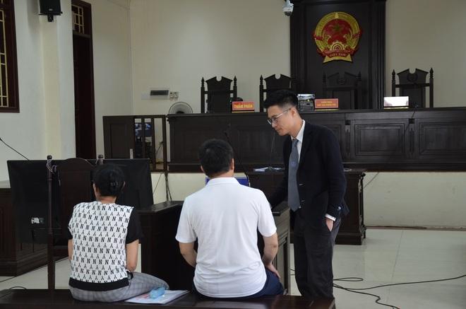 Đường Nhuệ đến tòa trong vụ xử phúc thẩm chủ công ty Lâm Quyết - Ảnh 4.