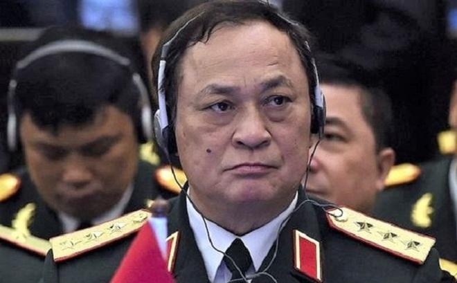 Khai trừ Đảng đối với Đô đốc Nguyễn Văn Hiến, cựu Thứ trưởng Bộ Quốc phòng