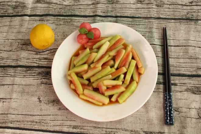 Hai món rau quả trộn chua ngọt làm nhanh cho bữa cơm ngày hè thêm ngon miệng - Ảnh 3.