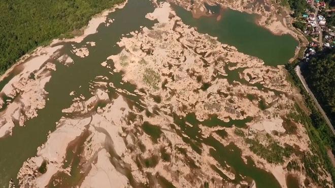 Sông Mê Kông hạn hán vì bị chặn hết nguồn nước, TQ nói không hẳn do các đập thủy điện gây ra - Ảnh 7.