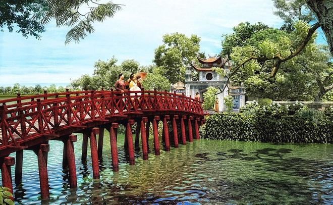 Từ 14/5, các di tích Hà Nội đồng loạt mở cửa đón khách tham quan trở lại - Ảnh 2.