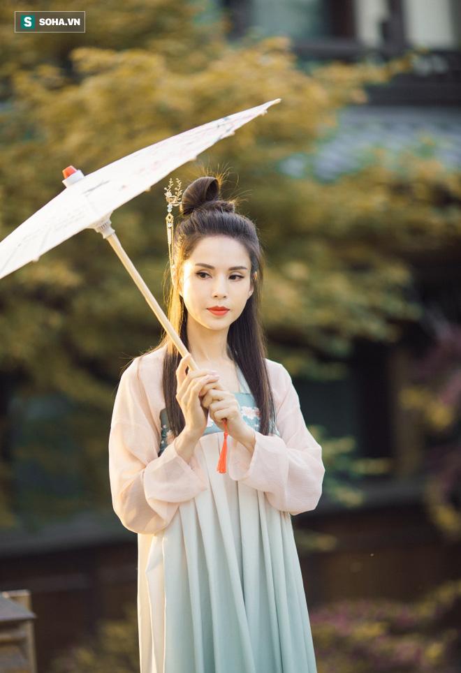Ngày càng xinh đẹp gợi cảm, Tiểu Long Nữ Lý Nhược Đồng tiết lộ bí quyết giữ gìn nhan sắc - Ảnh 2.