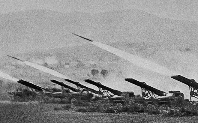 Những điều thú vị về pháo phản lực Katyusha huyền thoại