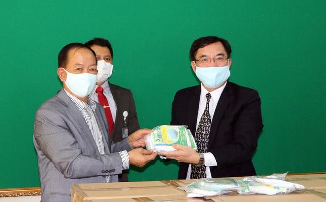 Campuchia cảm ơn Việt Nam hỗ trợ phòng chống dịch Covid-19