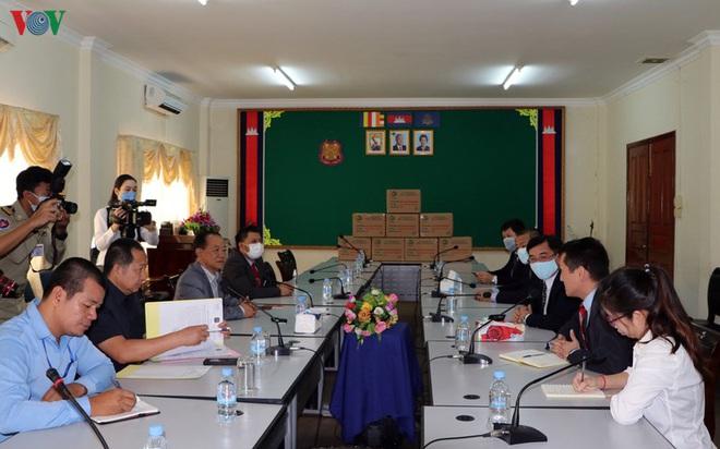 Campuchia cảm ơn Việt Nam hỗ trợ phòng chống dịch Covid-19  - Ảnh 1.