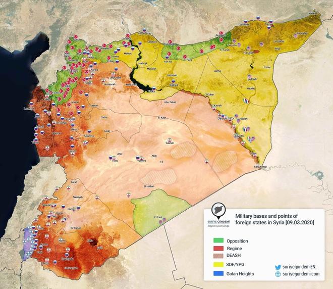 Bị Mỹ qua mặt ở Syria, Thổ tăng cường chống phá: Người Kurd đứng trước lựa chọn sinh tử? - Ảnh 2.