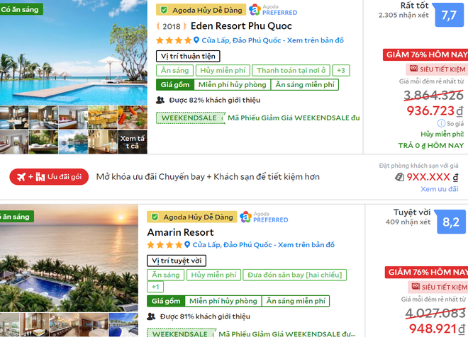 """Hậu Covid-19: Mua rau nhận vé du thuyền, resort Phú Quốc giảm giá """"sập sàn"""" dưới 1 triệu  - Ảnh 3."""