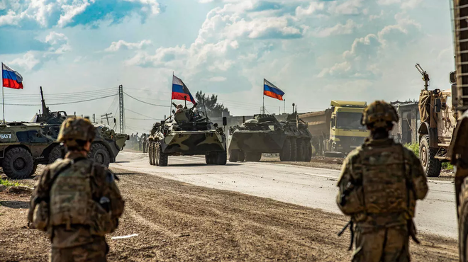 Chỉ cần Mỹ muốn, lính Nga khó toàn mạng trở về: Washington lại giở mưu hèn kế bẩn ở Syria? - Ảnh 2.
