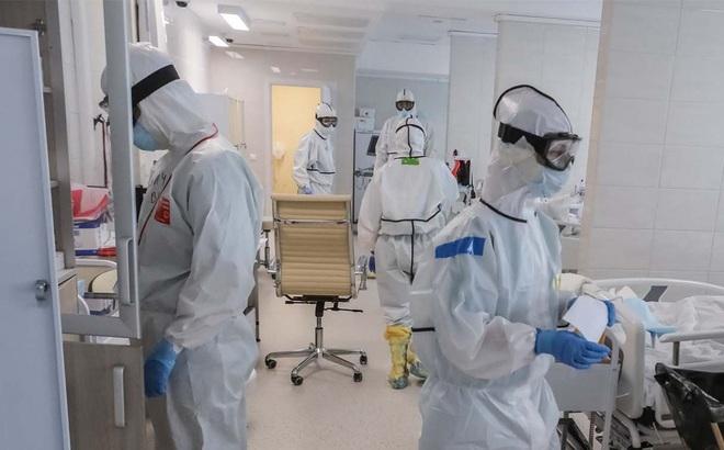 """Moskva: Gần 1.000 người mắc Covid-19 nhưng chết vì """"bệnh khác"""" nên không tính vào số ca tử vong"""