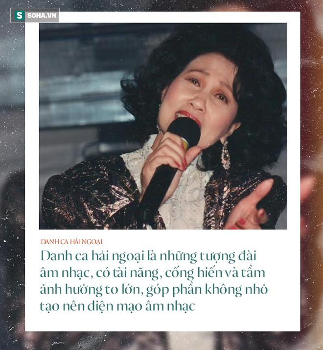 Diva, danh ca: Tranh cãi về danh xưng và đẳng cấp vươn tầm thế giới của các ca sĩ hải ngoại - Ảnh 4.