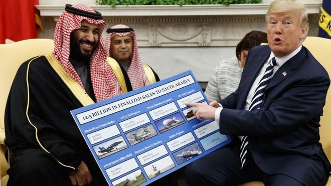 Dám thách thức TT Trump, Saudi lĩnh đòn đau nhớ đời: Làm đồng minh với Mỹ đâu phải dễ! - Ảnh 4.