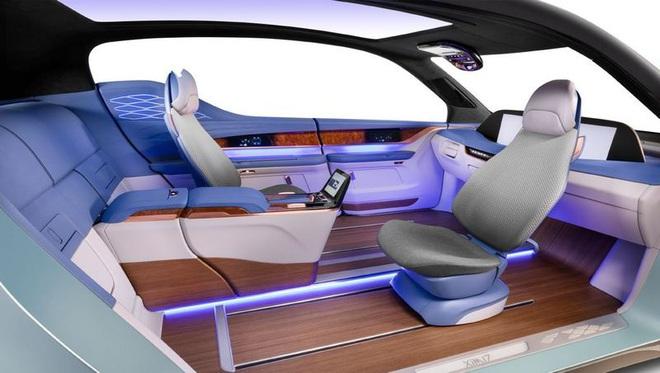 Bằng sáng chế Apple Car mô tả xe hơi của Apple có hệ thống túi khí siêu đột phá - Ảnh 1.