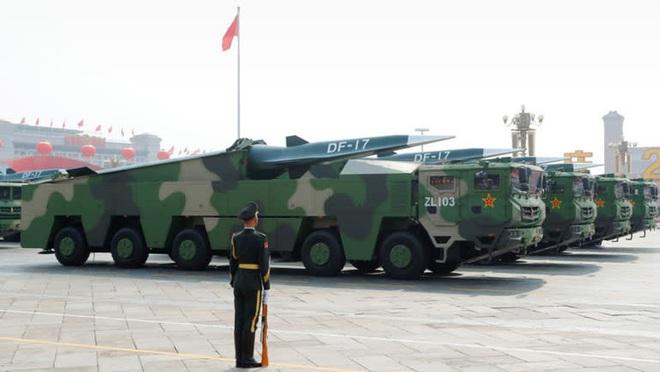 """""""Mánh khóe"""" nham hiểm của Trung Quốc: Chiến tranh hạt nhân có nguy cơ xảy ra ngoài dự kiến - Ảnh 1."""