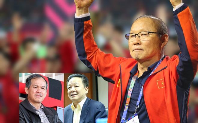 Sau bầu Hiển, bầu Đức, bóng đá Việt Nam sẽ tiến gần World Cup hơn nhờ