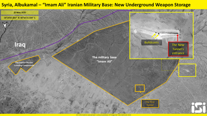 """Tàu chiến Iran nã thẳng tên lửa vào nhau: Mỹ bị nghi là thủ phạm - Iran hành động cực kỳ nguy hiểm, Syria sẽ hứng mưa bom"""" từ Israel? - Ảnh 2."""
