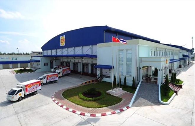Nhà máy giết mổ và pha lóc thịt lợn 450 tỷ đồng của C.P Việt Nam - Ảnh 1.