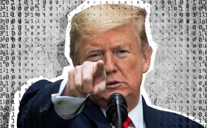 """TT Trump dọa """"đoạn tuyệt quan hệ"""" với TQ, Hoàn cầu đáp trả: Hãy cứ để Washington điên đi!"""