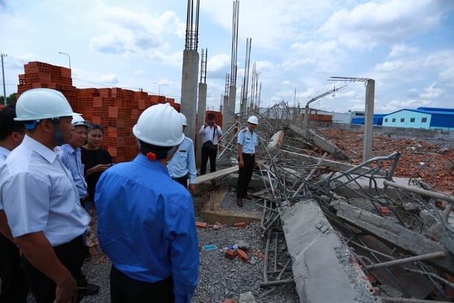 [ẢNH] Toàn cảnh vụ sập bức tường 100 m khiến 10 người tử vong tại Đồng Nai - Ảnh 6.