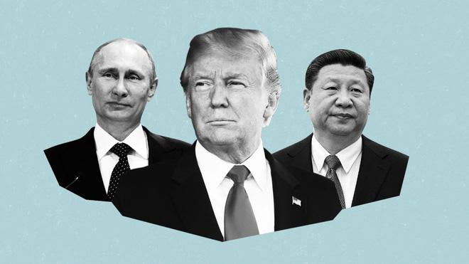 Gậy ông đập lưng ông: Tự làm xấu đi mối quan hệ với các đối thủ lớn, Mỹ tạo ra 1 liên minh nguy hiểm? - Ảnh 3.