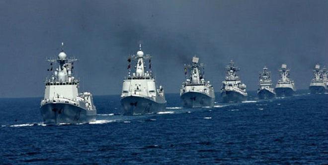 Mỹ tăng sức ép quân sự với Trung Quốc khi căng thẳng leo thang trên biển Đông - Ảnh 3.