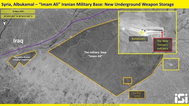 Quân Iran bị máy bay lạ săn lùng ở Syria, KQ Mỹ tuyên bố vô can: Kẻ thủ ác bí ẩn là ai? - Ảnh 1.