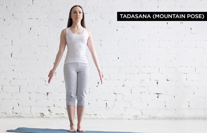 """7 động tác yoga giúp bạn """"hạ nhiệt"""" trong mùa hè - Ảnh 1."""