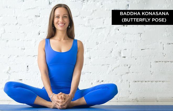 """7 động tác yoga giúp bạn """"hạ nhiệt"""" trong mùa hè - Ảnh 2."""
