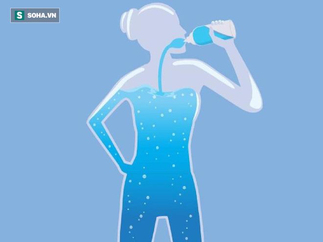 Uống nước thế nào mới là đúng cách, khoa học: Yếu tố dinh dưỡng trong nước đang bị bỏ quên - Ảnh 1.