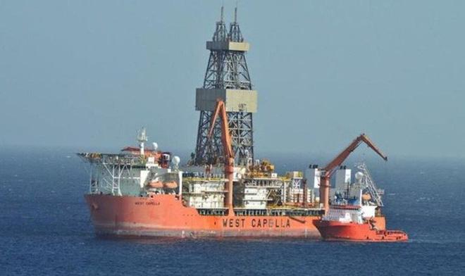Tàu Hải Dương 8 rời vùng biển Malaysia, đi lên phía Bắc - Ảnh 1.