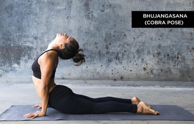 """7 động tác yoga giúp bạn """"hạ nhiệt"""" trong mùa hè - Ảnh 6."""