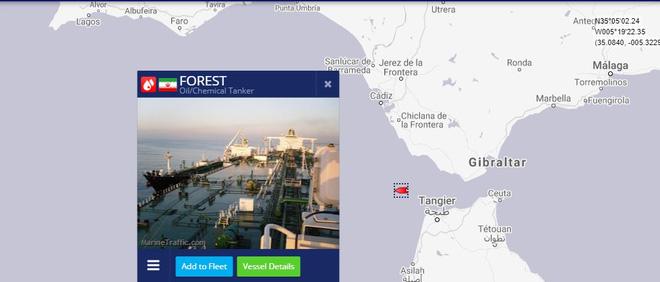 NÓNG: Hải quân Mỹ tung lực lượng hùng hậu chặn bắt 5 tàu dầu Iran - Diễn biến cực kỳ căng thẳng, Iran cảnh báo nóng - Ảnh 8.