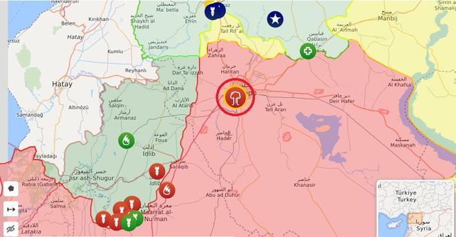 Liên hợp quốc bất ngờ tung báo cáo mật, Trung Đông rúng động - Chiến sự Syria bùng nổ - Ảnh 1.