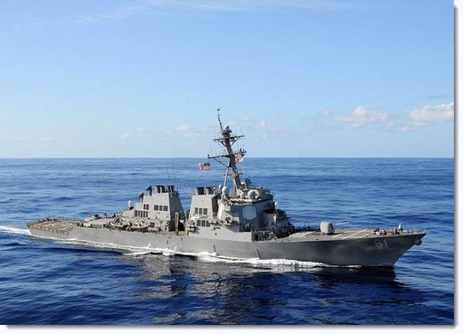 NÓNG: Hải quân Mỹ tung lực lượng hùng hậu chặn bắt 5 tàu dầu Iran - Diễn biến cực kỳ căng thẳng, Iran cảnh báo nóng - Ảnh 11.