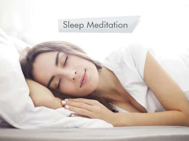 Thiền ngủ: Chiêu thức ngọt ngào dành cho người mất ngủ, giúp cơ thể thư giãn và phục hồi - Ảnh 1.