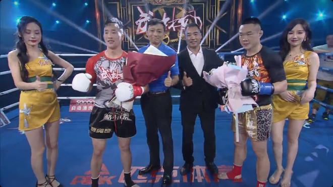 Tung cú đòn hiểm, thần điêu vô địch chiến thắng bất ngờ ở đại hội võ lâm Trung Quốc - Ảnh 3.