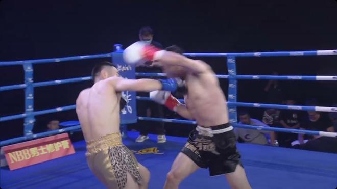 Tung cú đòn hiểm, thần điêu vô địch chiến thắng bất ngờ ở đại hội võ lâm Trung Quốc - Ảnh 1.