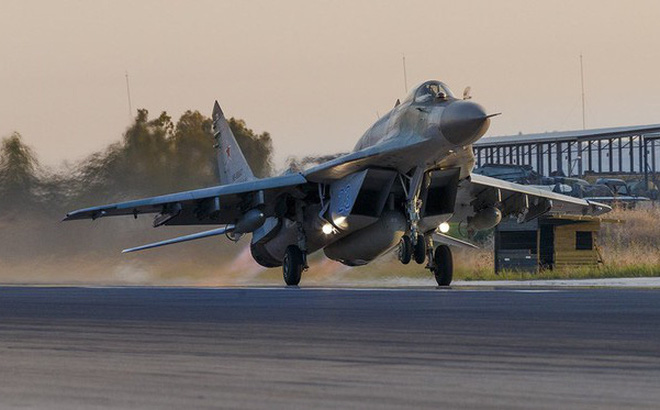 Nga tính toán gì khi bất ngờ đẩy thêm 6 chiếc MiG-29 đến Syria?