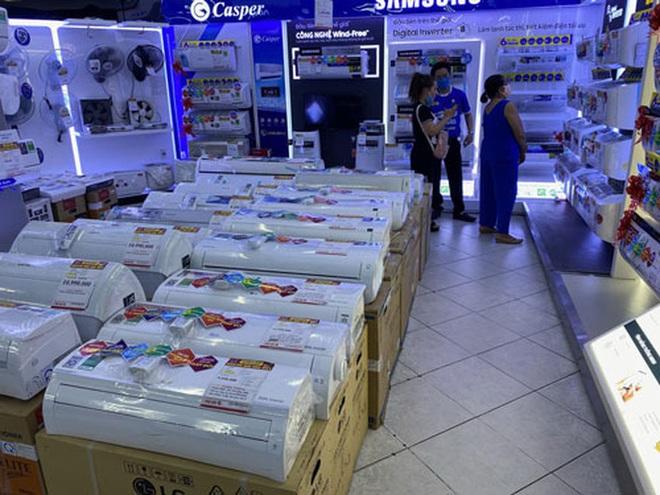 Doanh nghiệp trong nước nỗ lực giành thị phần máy lạnh - Ảnh 1.