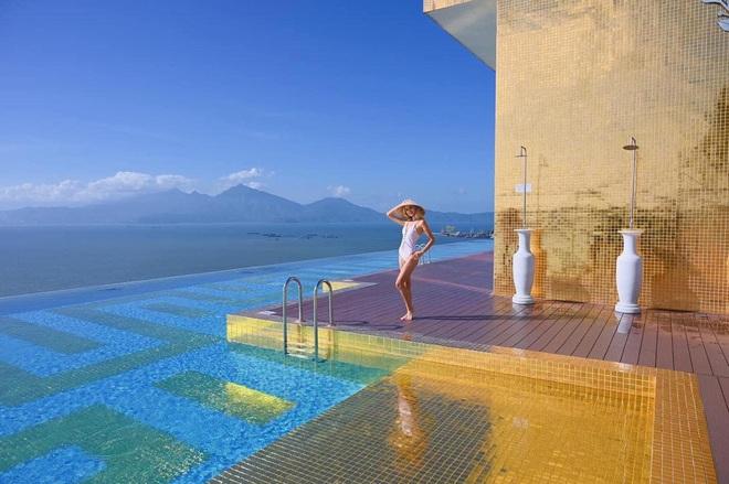 Bên trong khách sạn có bể bơi vô cực dát vàng đang giảm sốc, nghỉ 1 đêm miễn phí 1 đêm - Ảnh 7.