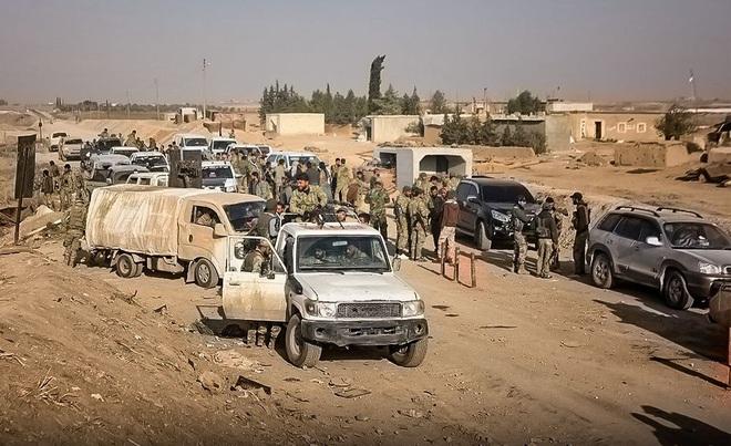 Mỹ nhận chiến thư của Iran, Anh ra cảnh báo đỏ, Syria & Iraq sẽ là chiến trường - Thổ vét sạch quân tính tất tay ở Libya - Ảnh 2.