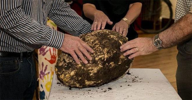Thưởng thức cục bơ 3.300 tuổi nằm trong lăng mộ vua Ai Cập - Ảnh 2.