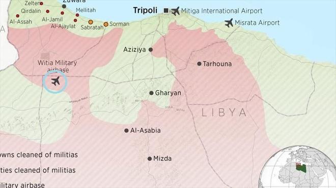 Lực lượng Thổ bắt sống hệ thống Pantsir-S1 ở Libya - Kịch bản Hải quân Mỹ vây bắt tàu dầu Iran? - Ảnh 1.