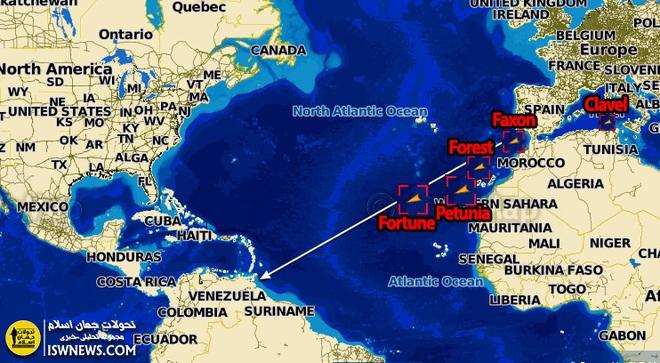 NÓNG: Tàu dầu Anh bị tấn công, nổ súng dữ dội, cảnh báo Đỏ - Tên lửa Iran sẵn sàng khai hỏa, căng thẳng chưa từng có - Ảnh 5.