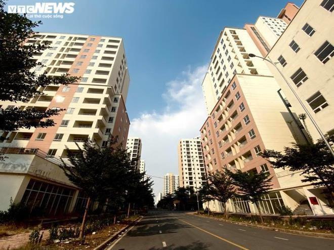 Cảnh u ám của 3.790 căn hộ tái định cư nằm chết giữa lòng TP.HCM - Ảnh 12.