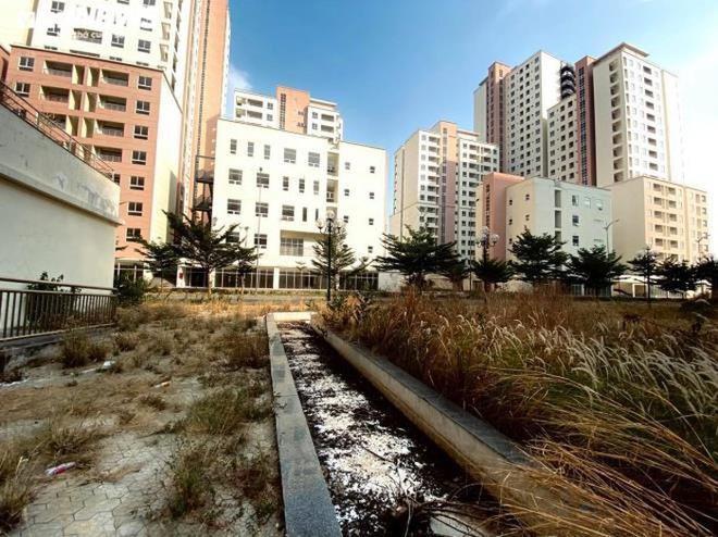Cảnh u ám của 3.790 căn hộ tái định cư nằm chết giữa lòng TP.HCM - Ảnh 5.