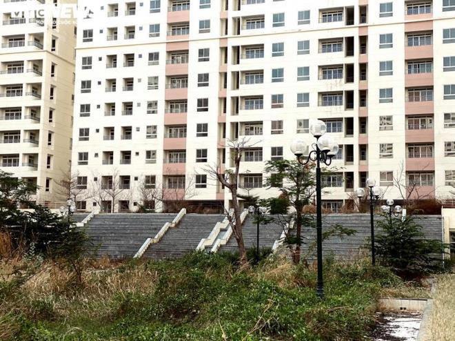 Cảnh u ám của 3.790 căn hộ tái định cư nằm chết giữa lòng TP.HCM - Ảnh 6.