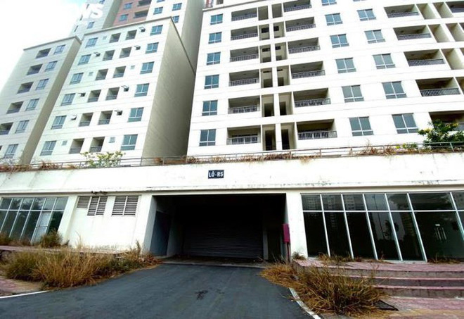 Cảnh u ám của 3.790 căn hộ tái định cư nằm chết giữa lòng TP.HCM - Ảnh 7.